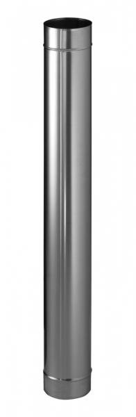 Schiedel Prima Plus Rohrelement 1000 mm mit Doppelmuffe