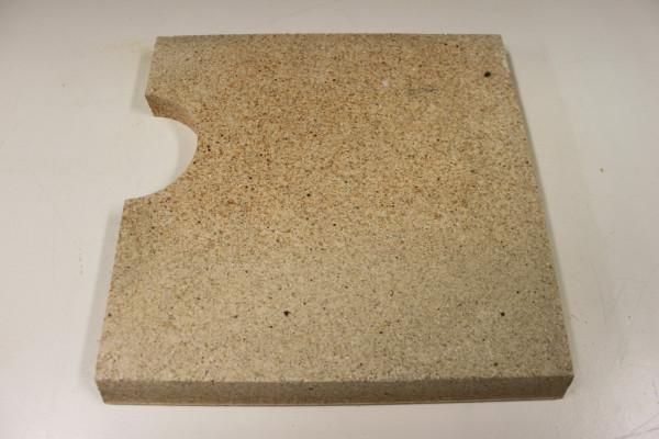 Wamsler F-Box Zugumlenkung rechts Prallplatte