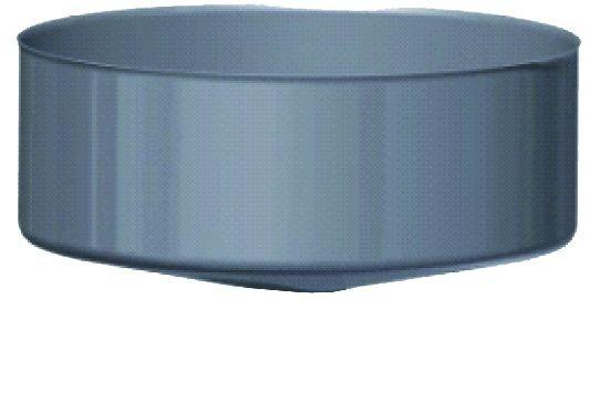 Schiedel Prima Plus Kondensatschale ohne Ablauf