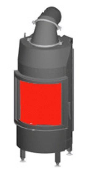 Spartherm Speedy MRh-51 Sichtscheibe
