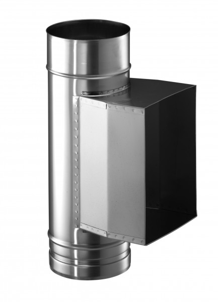 Schiedel Prima Plus Putztüranschluss eckig mit Kondensatsperre