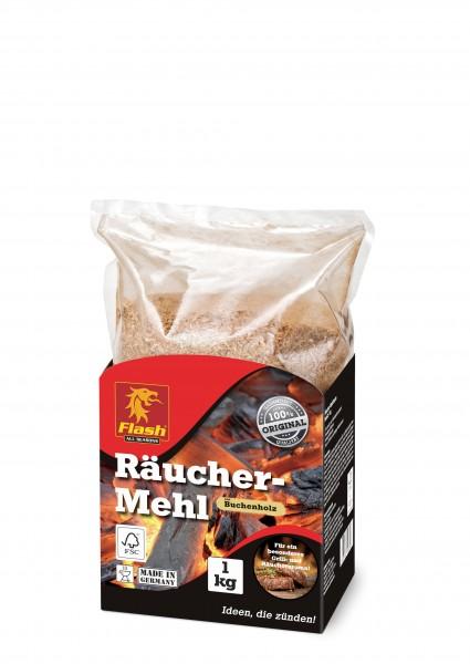Flash Räuchermehl Buche 1kg